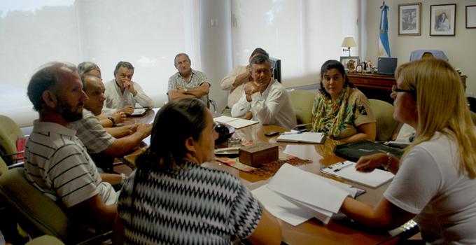 Desde el municipio coordinan esfuerzos para el encuentro regional de Agroecología