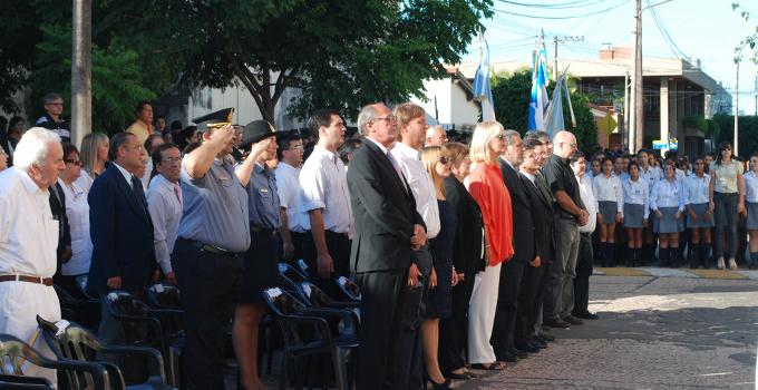 La Intendente Sand participó de los actos por las bodas de oro del Instituto Ntra. Sra. Del Carmen