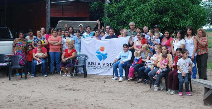 Operativo de Salud y Desarrollo Social en Colonia Progreso