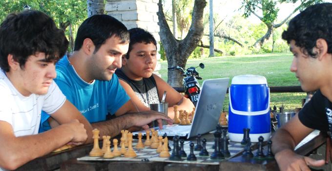 Bella Vista anfitrión de Torneo de Ajedrez