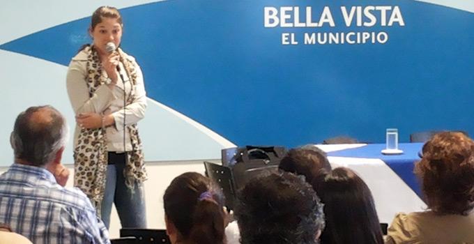 La Municipalidad de Bella Vista realiza charlas de Intervenciones en Emergencia