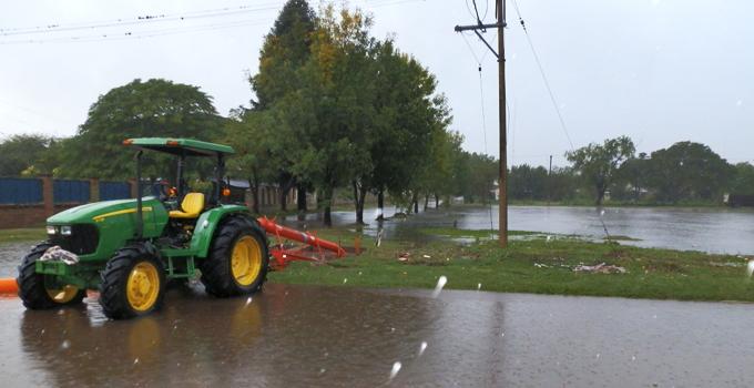 Bella Vista declara nuevamente Estado de Emergencia por inundaciones