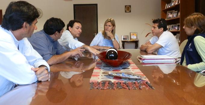 El Municipio de Bella Vista y el ICAA coordinan esfuerzos para desaguar lagunas rurales