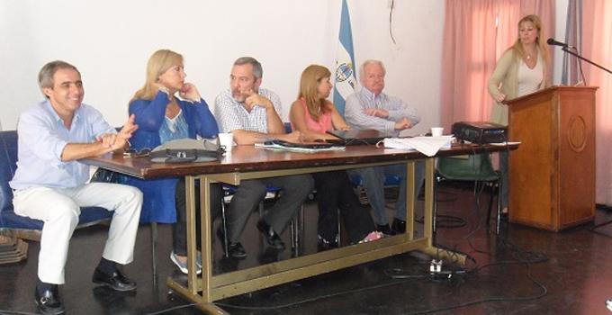 Bella Vista participa del 2ºencuentro de Municipios y Comunidades más saludables