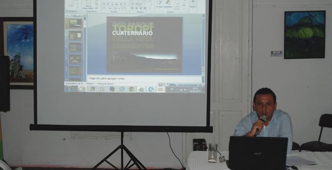 """El Municipio de Bella Vista expuso en las Jornadas sobre """"Patrimonio Urbano"""""""