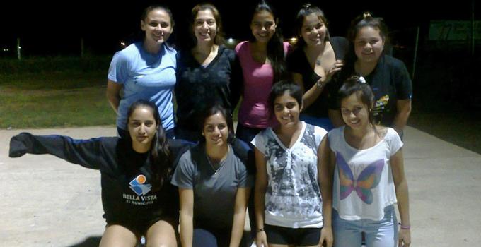 Comienza el Torneo de Fútbol Femenino auspiciado por el Municipio