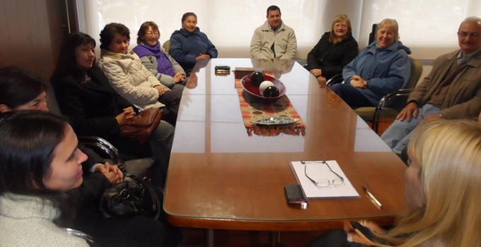 Municipio y AADRA renovaron compromiso