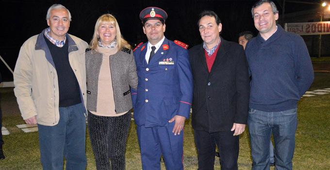 40° Aniversario de la Asociación Bomberos Voluntarios