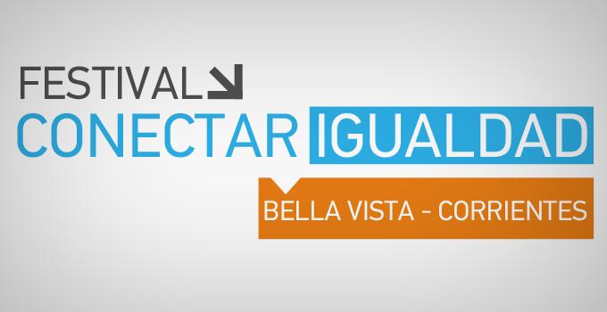 Se postergó el Festival Conectar Igualdad en Bella Vista