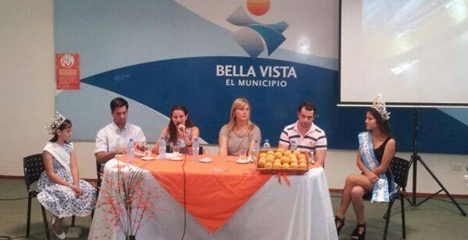 En noviembre Bella Vista huele a Azahar: Fiesta Nacional de la Naranja