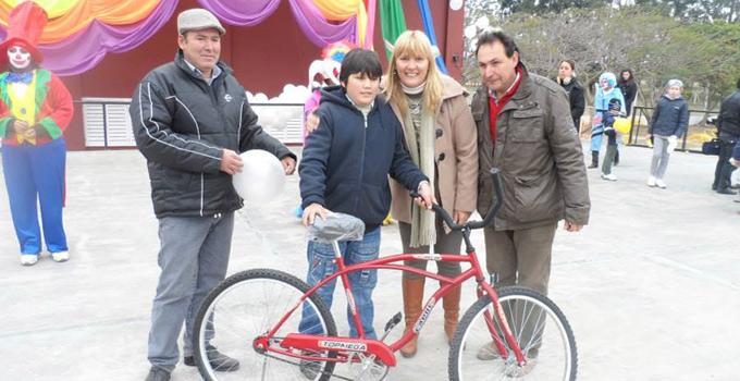 El Municipio de Bella Vista festejó el Día del Niño a lo grande