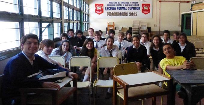 La Escuela Normal y la Dirección de Turismo expondrán sobre el Toropí