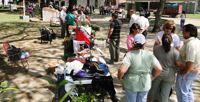El Municipio de Bella Vista fortalece el trabajo de las Ferias locales