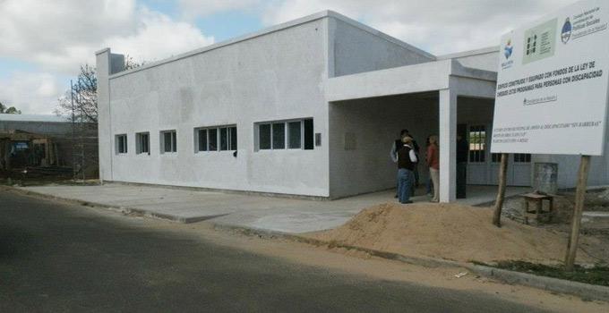 Avanzan las obras en el Centro de Día «Sin Barreras»