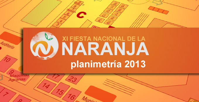 Convocatoria de adjudicación directa Expo Frutos 2013