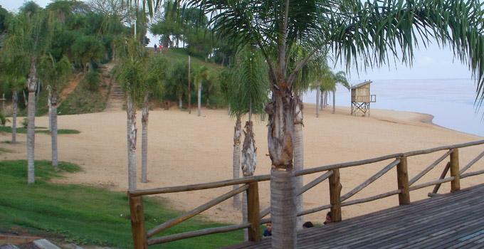 El Municipio comunica que en Bella Vista no hay playas habilitadas