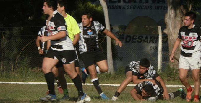 Rugby una disciplina con marcador ascendente en Bella Vista