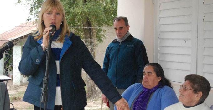 La Intendente Nancy Sand Inaugura la Primera Sala Odontológica rural del Departamento de Bella Vista
