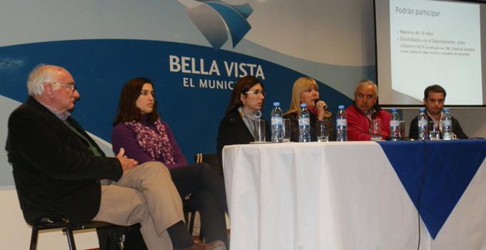 «Apostando al Desarrollo» el tema del PP en Bella Vista