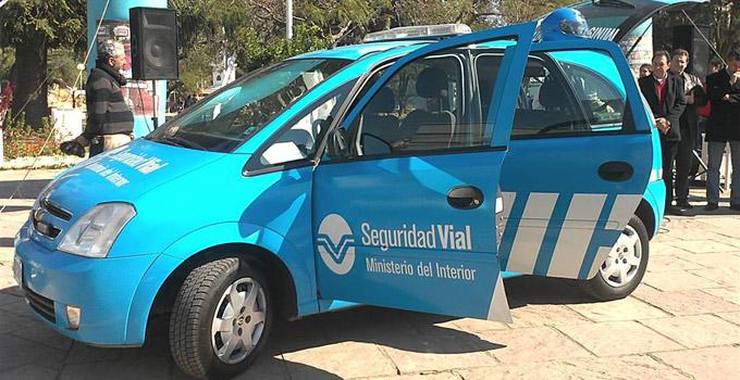 El Municipio de Bella Vista invierte en la Seguridad Vial