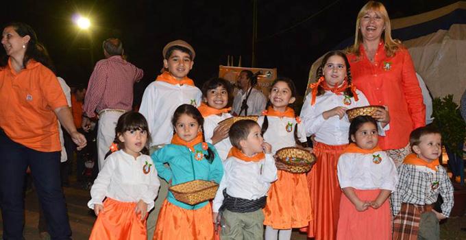 Apuesta al sector citrícola Expo Frutos 2013 y Charlas Técnicas en la Fiesta de la Naranja