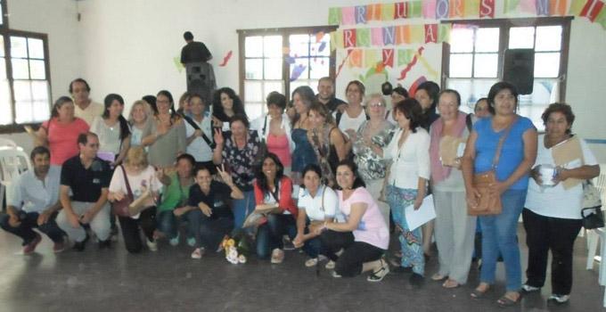Bella Vista presente en 3º encuentro de Agricultura Organizadas en Goya
