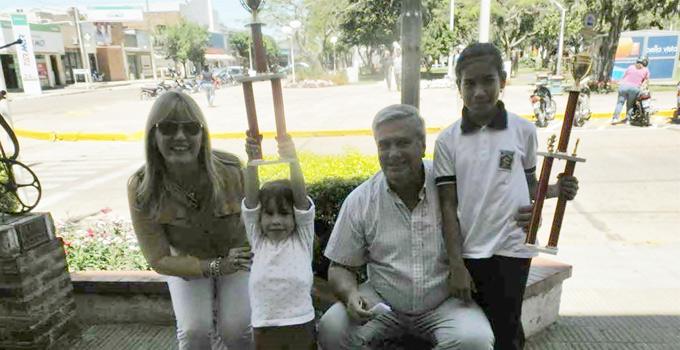 Bellavistenses campeonas en un encuentro internacional de patín en Mendoza