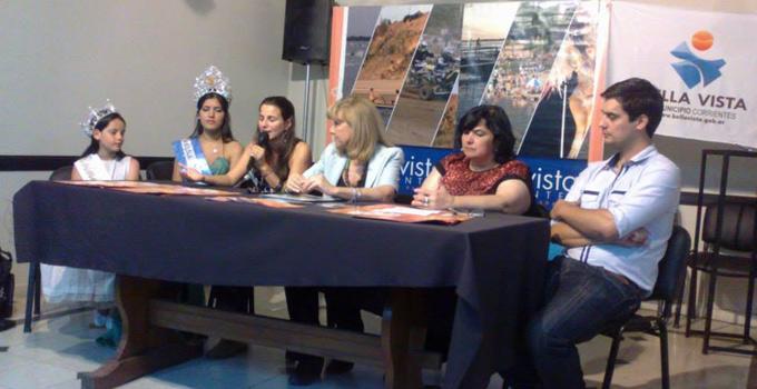 Corrientes invitada a la Fiesta Nacional de la Naranja