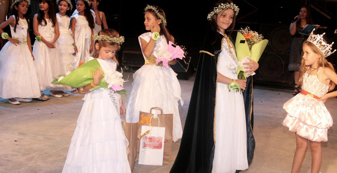 Se preparan las Reinas del azahar