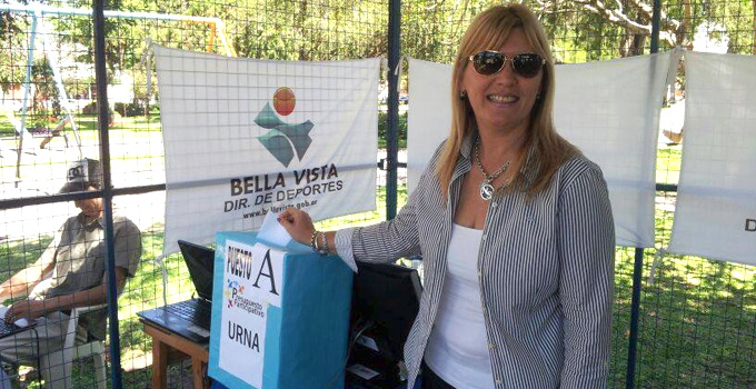 Bella Vista vota Presupuesto Participativo
