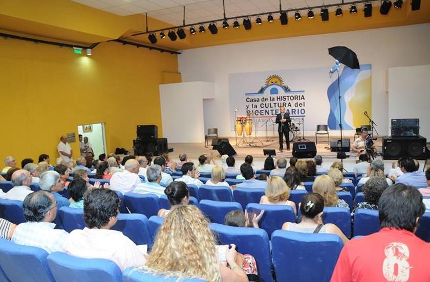 Imponente inauguración Casa de la Historia y la Cultura del Bicentenario en Bella Vista