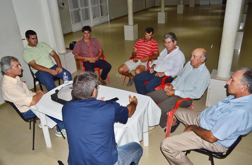 El municipio mejora las estrategias del plan citrícola