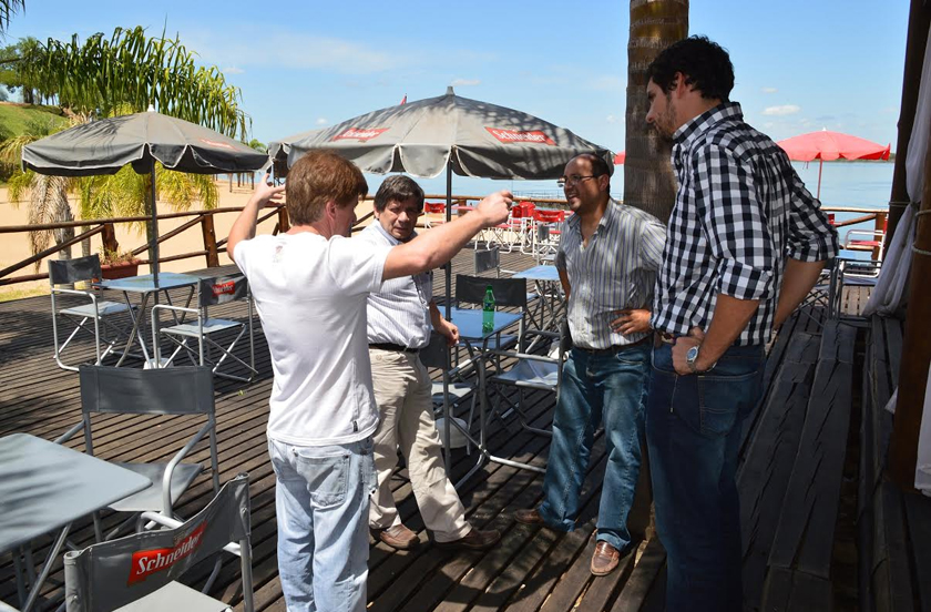 Turismo municipal se reúne con operadores del sector