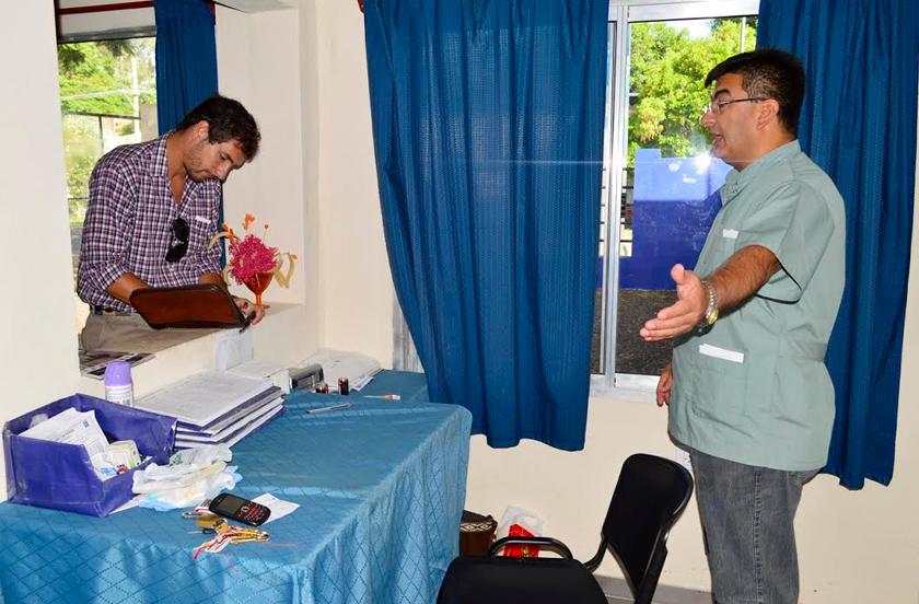 La Municipalidad evalúa la instalación de un Servicio de Emergencias