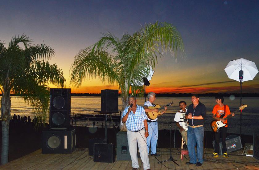 Cultura municipal inauguró el ciclo Música del Paraná