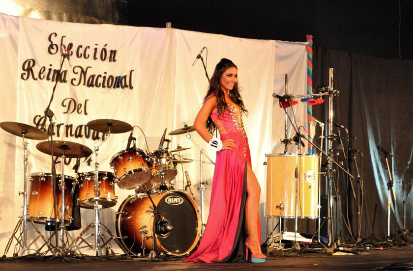 Bella Vista presente en el Carnaval de Corrientes