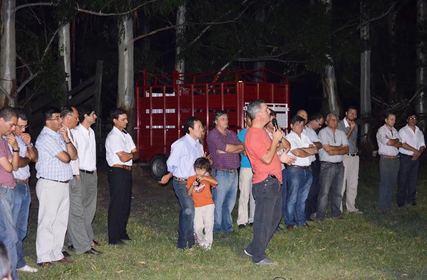 El DEM de Bella Vista en Colonia Progreso