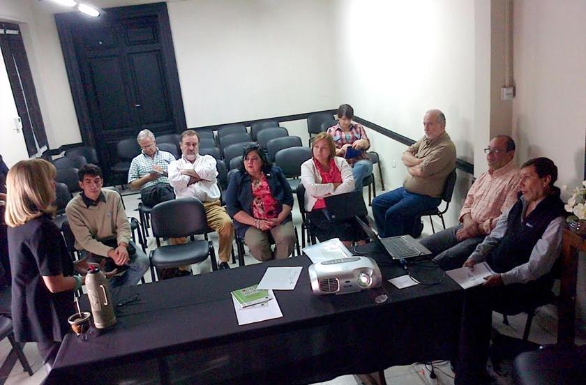 Mesa de trabajo por El Toropí en Subsecretaría de Turismo