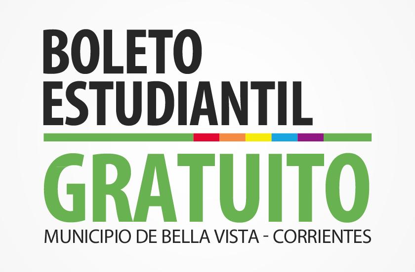 La Municipalidad anunció el Boleto Estudiantil