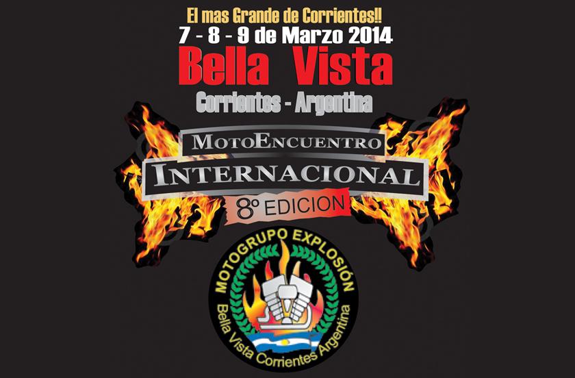 8º Motoencuentro Internacional