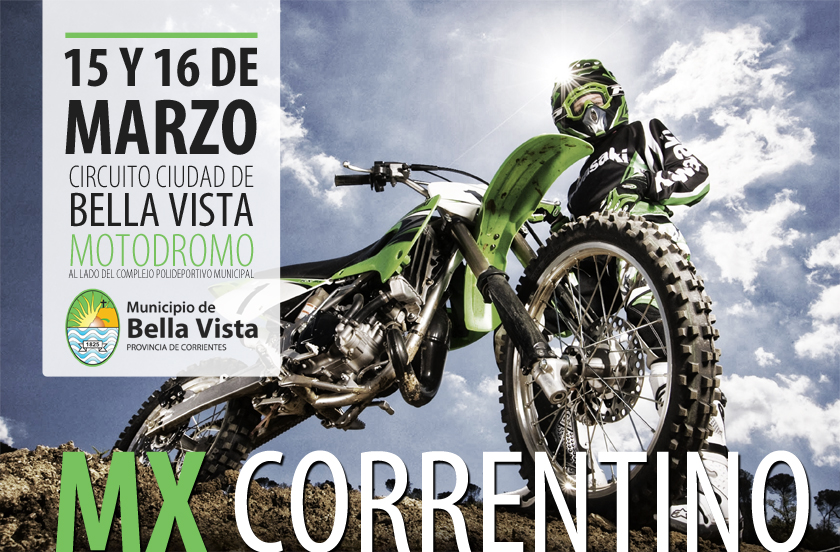Bella Vista recibe al MX Correntino
