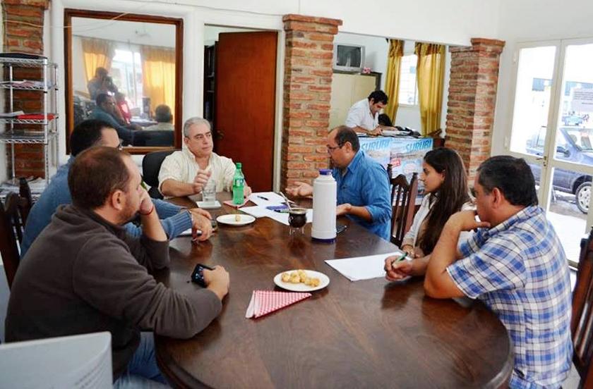 Se reunió la Microrregión Turística Paraná Sur
