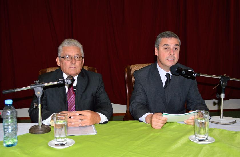 Chavez inauguró el período 2014 del Honorable Concejo Deliberante