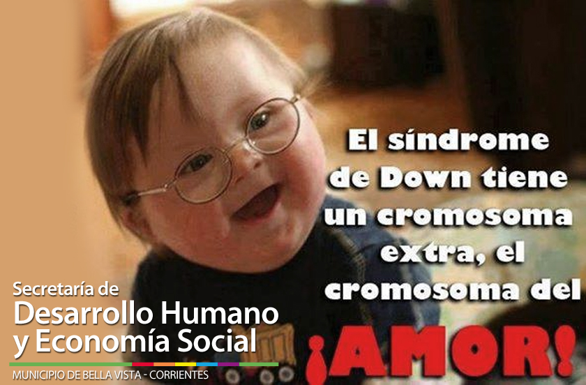 PASIC celebra el Día Mundial del Síndrome de Down