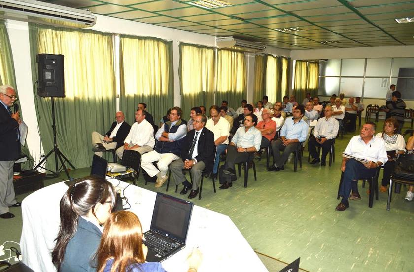Bella Vista sede de la Audiencia Pública por el tarifario eléctrico