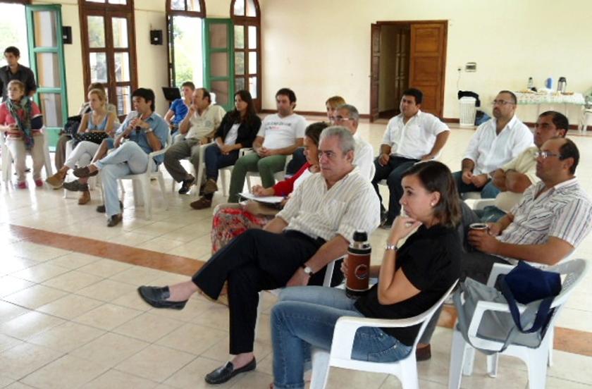 Definen marca para la Microrregión Paraná Sur