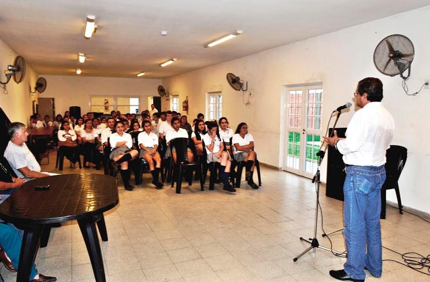 Municipio y Ex Combatientes lanzan programa de revalorización
