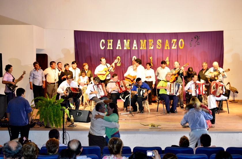 Chamamesazo 2014