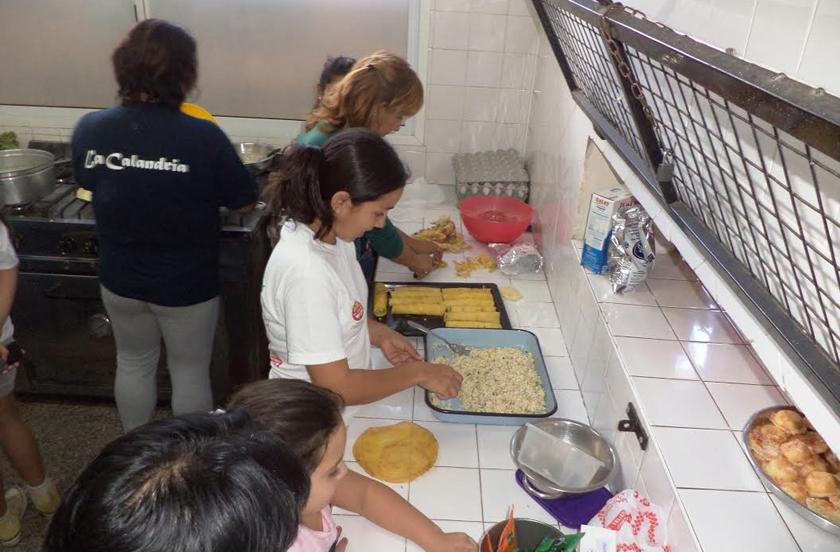 Segunda jornada taller de Cocina para Celiacos