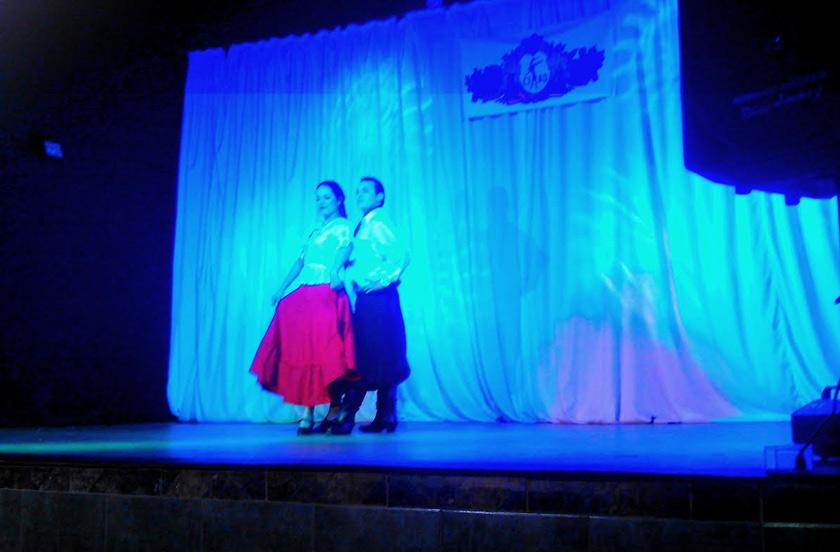 Danzas bellavistenses en IX Concurso Internacional CIAD